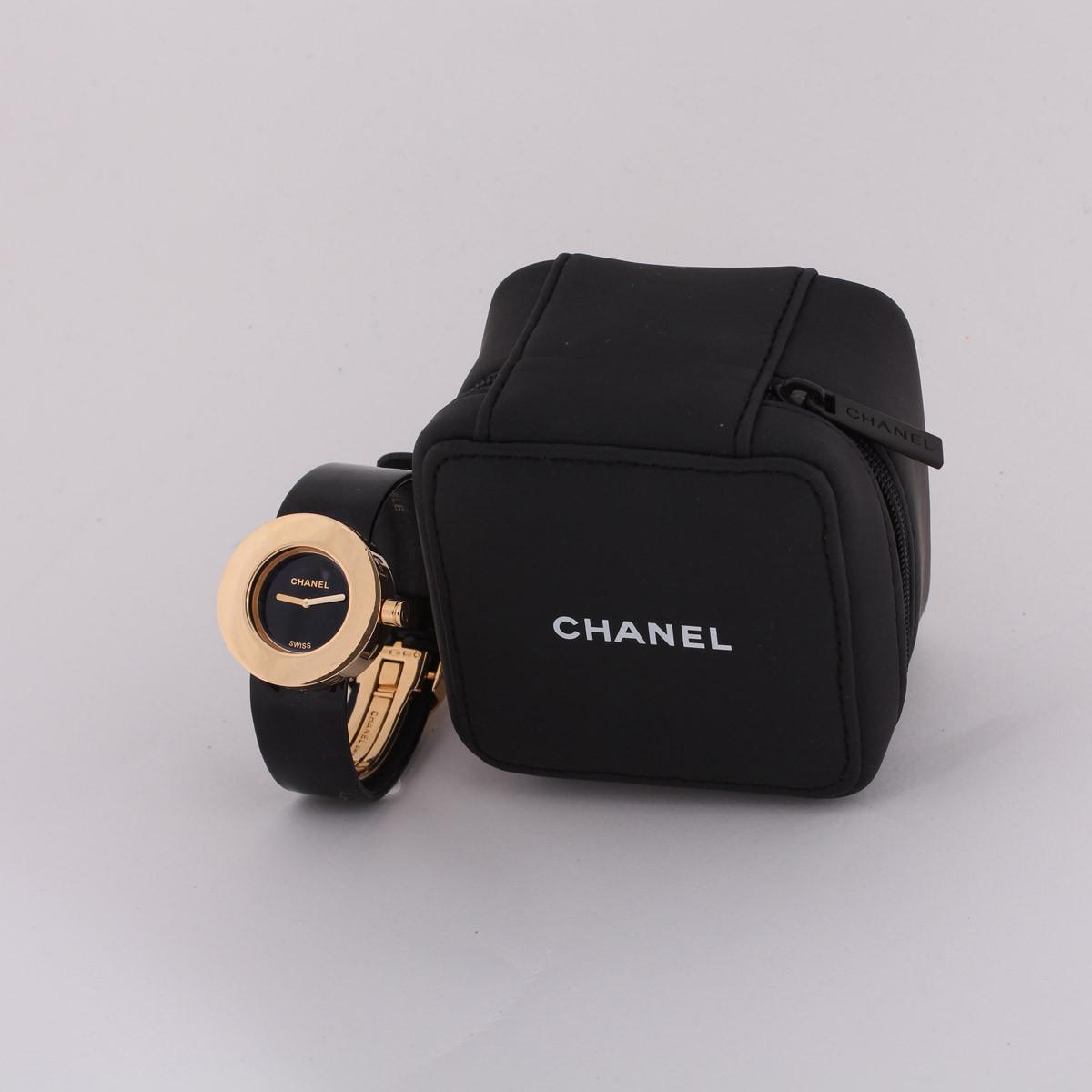 Chanel Montre La Ronde occasion 7a47b0fc177b