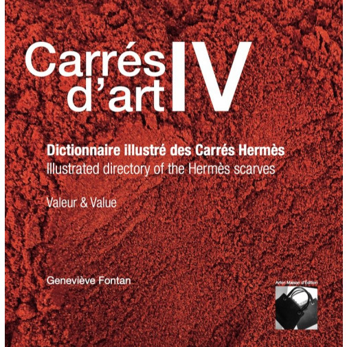 CARRES D'ART IV DICTIONNAIRE ILLUSTRE DES CARRES HERMES