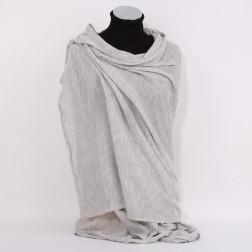 Etole cachemire et soie