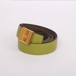 Boucle de ceinture Cadenas + 2 cuirs