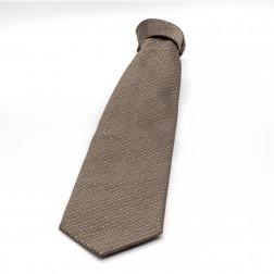 Cravate en twill 100% soie