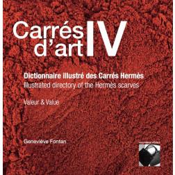CARRES D'ART IV DICTIONNAIRE ILLUSTRE DES CARRES HERMES
