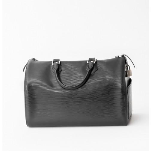 Louis Vuitton Sac Artsy MM toile Monogram Vendu. Sac Speedy 35 cuir épi noir 452b4ecd28a