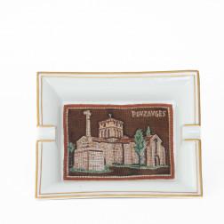 Cendrier / Vide-poches commémoratif Pouzauges