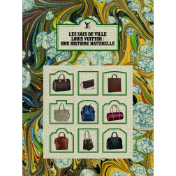 LES SACS DE VILLE LOUIS VUITTON : UNE HISTOIRE NATURELLE