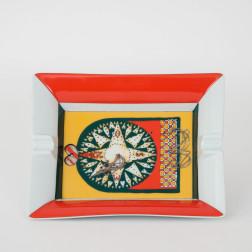 Cendrier / Vide-poches Rose des Sables